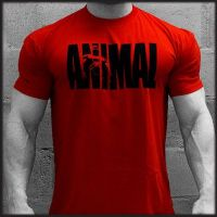 Animal T-Shirt - Red - Animal