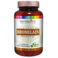 Bromelain 500mg - 90 caps - Kaufe Online bei MOREmuscle