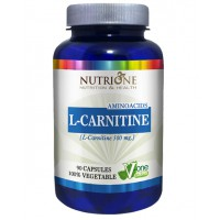 L-carnitina 500mg - 90 caps