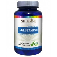 L-glutamine 500mg - 90 caps- Buy Online at MOREmuscle