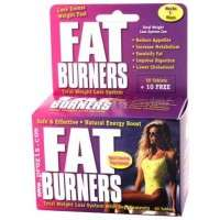 Fat Burners Box (50 + 10 capsule)