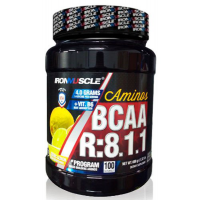 BCAA R:8.1.1 - 600g [Iron Muscle]