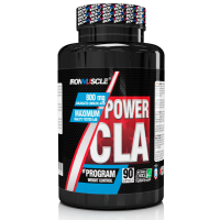 Power CLA - 90 softgels [Iron Muscle]