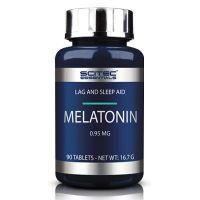 Melatonin 0.95 mg - 90 tabs- Buy Online at MOREmuscle