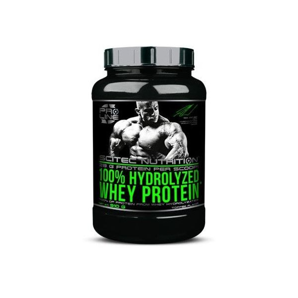 100% hydrolyzed whey protein - 2 kg