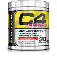 C4 ripped - 180 g- Buy Online at MOREmuscle