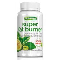 Super Fat Burner - 60 cápsulas [Quamtrax Natural] - Quamtrax Essentials