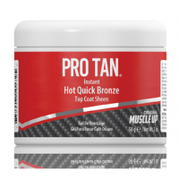 Quick Hot Bronze Brown Competition Tan - 50 ml- Buy Online at MOREmuscle