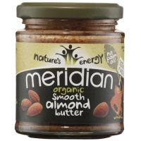 Organic almond butter - 170g- Buy Online at MOREmuscle