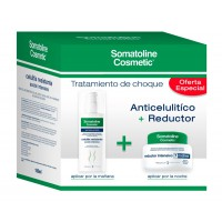 Shock treatment (Anticellulite + Reducer) - Somatoline Cosmetic