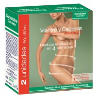 Abdomem e Quadril Advance 1 - 150ml+150ml - Somatoline Cosmetic