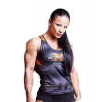 Camiseta de Chica Xtreme Force - GoldNutrition