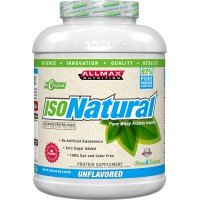 IsoNatural - 5 lb (2,27 kg) - ALLMax Nutrition