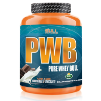 PWB Pure Whey Bull - 2,3 kg - Kaufe Online bei MOREmuscle