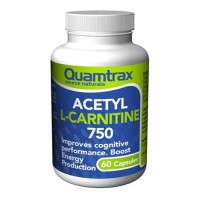 Acetyl L Carnitine 750mg 60 caps