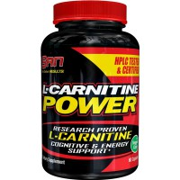 L-Carnitine 500mg - 60 caps