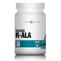 R-ala 300mg - 60 caps - Tested Nutrition