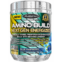 Amino build next gen energized - 280 g - Muscletech
