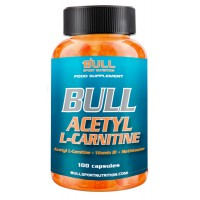 Acetyl L-Carnitine - 100 capsules- Buy Online at MOREmuscle