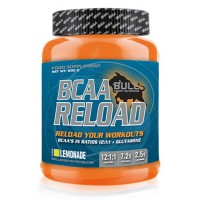 BCAAs Reload 12:1:1 - 600g - Bull Sport Nutrition