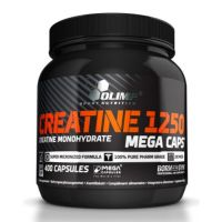 Creatina 1250mg - 400 Mega Cápsulas - Olimp Sport