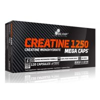 Creatine 1250 Mega Caps - 120 capsules- Buy Online at MOREmuscle