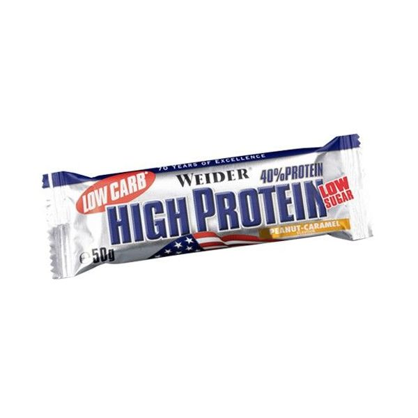 Barrita 40% Low Carb HIGH PROTEIN - 50 g