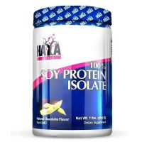 100% soy protein isolate non gmo - 454 g - Haya Labs