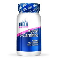 Acetyl l-carnitine 1000mg - 100 caps