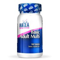 Basic adult multivitamin - 100 tabs- Buy Online at MOREmuscle