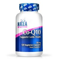 Co-Q10 30mg - 120 vcaps- Buy Online at MOREmuscle