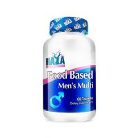 Food based men's multi - 60 tabs - Haya Labs