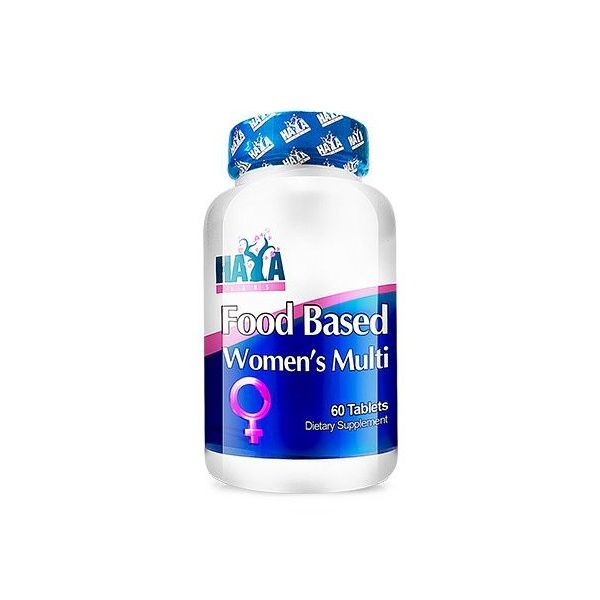Food based women's multi - 60 tabs