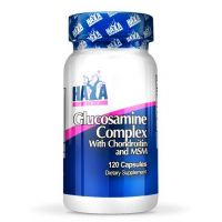 Glucosamine chondroitin & msm complex - 120 caps - Compre online em MASmusculo