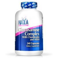 Glucosamine chondroitin & msm complex - 240 caps - Compre online em MASmusculo
