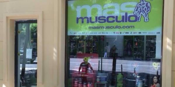 MASmusculo Madrid