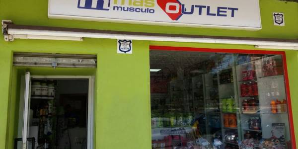 MASmusculo Outlet  Arabial GR