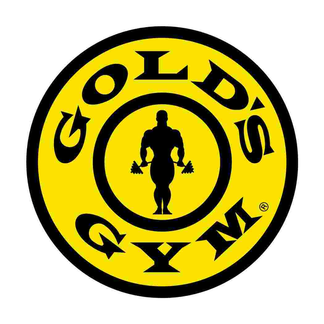 Logo Gold's Gym